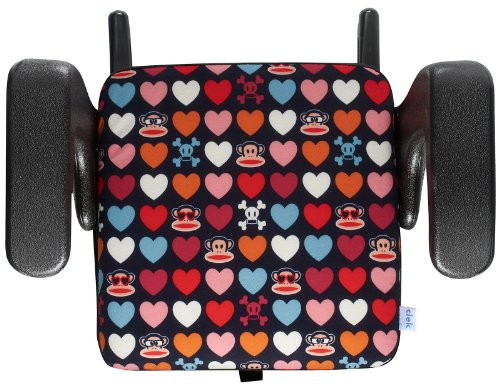 Clek 2012 Olli Booster Car Seat - Julius Hearts Me