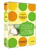 Escuela de cocina : Las 101 mejores recetas de Fernando Canales [DVD]