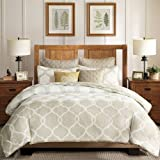 Harbor House Gentry Duvet Cover Set - Tan - King