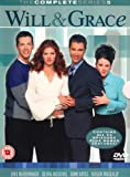 echange, troc Will & Grace - The Complete Fifth Series (Box Set) - Import Zone 2 UK (anglais uniquement) [Import anglais]