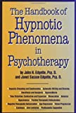 By John H. Edgette The Handbook Of Hypnotic Phenomena In Psychotherapy (1st Edition)