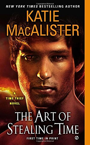 Image of The Art of Stealing Time: A Time Thief Novel
