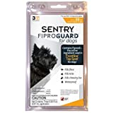 Sentry Fiproguard Squeeze On for dogs up to 22 lbs