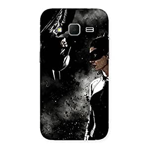 Ajay Enterprises Bacat Back Case Cover for Galaxy Core Prime