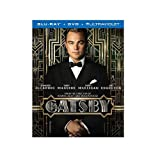 Great Gatsby Blu-Ray Combo Pack