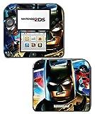 Batman Cartoon Robin Batmobile Begins Dark Knight Rises Video Game Vinyl Decal Skin Sticker Cover for Nintendo 2DS System Console