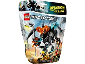 LEGO Hero Factory 44021: Splitter Beast vs. Furno & Evo by ToyLand [Toy]
