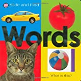 img - for Slide and Find Words book / textbook / text book