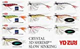 Yo-Zuri Crystal 3D Shrimp