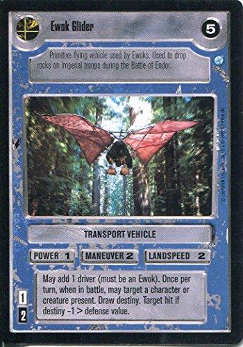 Star Wars-CCG Endor Card-Giacca a vento Ewok Glider