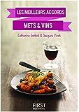 Petit livre de - Les meilleurs accords mets et vins