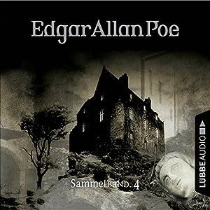 Edgar Allan Poe: Sammelband 4 (Edgar Allan Poe 10-12) Hörspiel