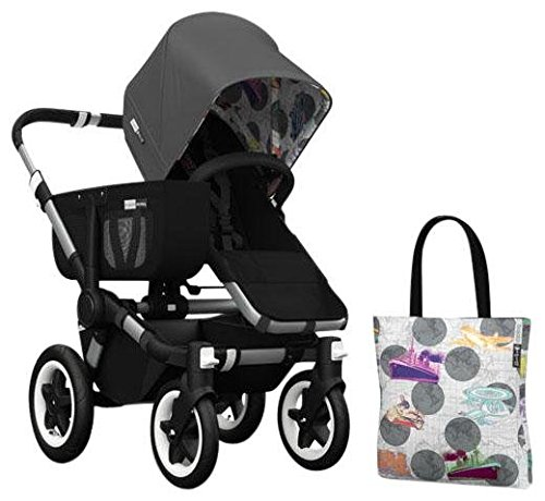 Bugaboo Donkey Accessory Pack - Andy Warhol Dark Grey/Transport (Special Edition)
