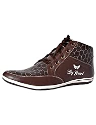 Leg Guard Men's Synthetic Casual Shoes - B0110KN7FI