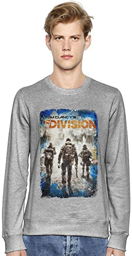 Tom Clancy's The Division Poster Unisex Felpa XX-Large