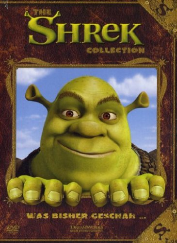 Shrek / Shrek 2 [2 DVDs]