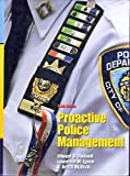 img - for Proactive Police Management, Sixth Edition book / textbook / text book