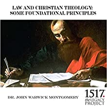Law and Christian Theology: Some Foundational Principles Lecture Auteur(s) : John Warwick Montgomery Narrateur(s) : John Warwick Montgomery