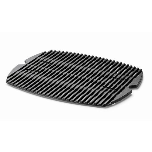 Weber Q100 Porcelain-Coated Cast Iron Cooking Grate 80378