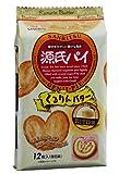 三立製菓 源氏パイくるりんバター 12枚×10袋