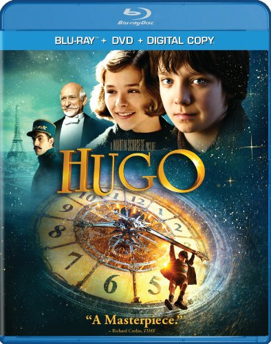 Cover art for  Hugo (Two-disc Blu-ray/DVD Combo + Digital Copy)