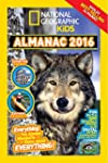 National Geographic Kids Almanac 2016...