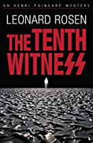 The Tenth Witness (henri Poincare Mystery Book 2)