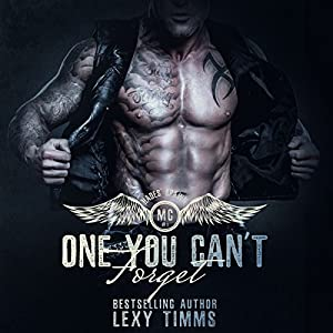 One You Can't Forget Audiobook