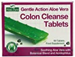 Gentle Action Aloe Vera Colon Cleanse...