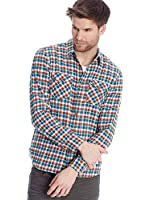 Levi's Men's Truckee Western Regular Fit Classic Long Sleeve Casual Shirt