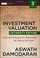 Investment Valuation, University Edition, 3rd Edition ebook download