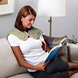 Sunbeam 885-911 Renue Heat Therapy Neck and Shoulder Wrap Green