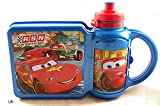 Disney 59372 - Cars Combi Juego Lunch Box Plus Botella, multicolor