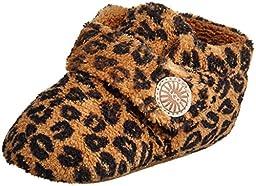 UGG Infants Bixbee Leopard Boot Chestnut Leopard Size 02/03 M US Infant