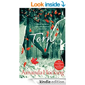 Torn: Book Two in the Trylle Trilogy (Trylle Trilogy 2 Adult Edition)