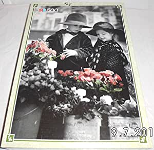 Amazon.com: 500pc. Kim Anderson Tender Moments Puzzle