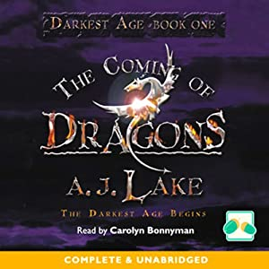 Darkest Age Audiobook