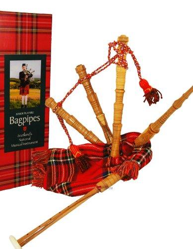 Cornemuse miniatures Pipes compatibles avec Reed Tartan royal de Stewart