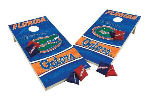 Wild Sports Wooden Cornhole Set - Florida Gators (Florida Gators Corn Hole compare prices)