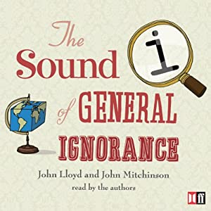 QI: The Sound of General Ignorance Audiobook