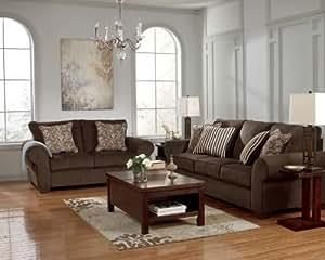Ashley Furniture Industries Doralynn Stationary Living Room Set Includes 1 Sofa