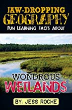 Jaw-Dropping Geography Fun Learning Facts About Wondrous Wetlands Illustrated Fun Learning For Kids