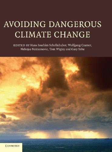 Avoiding Dangerous Climate Change