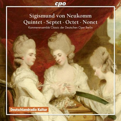 Buy Neukomm: Quintet Septet Octet Nonet From amazon