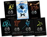 Mark Walden Mark Walden H.I.V.E 7 Books Collection Pack Set RRP: £48.93 (The Overlord Protocol, Dreadnought, Rogue, Higher Institute of Villainous Education , Zero Hour, Escape Velocity, Aftershock)