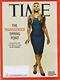 img - for Time June 9, 2014 Laverne Cox The Transgender Tipping Point book / textbook / text book