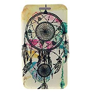 GENERIC Kinston® Dreamcatcher Pattern Full Body PU Cover with Stand for Samsung Galaxy A3/A5/A7/A8 #04744342