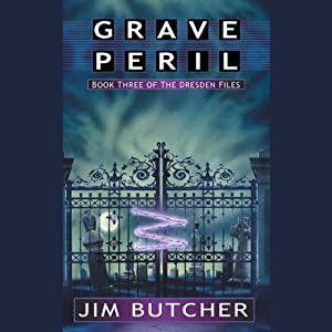 Grave Peril Audiobook