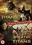 Clash of the Titans/Wrath of the Titans Double Pack [DVD + UV Copy] [2012]