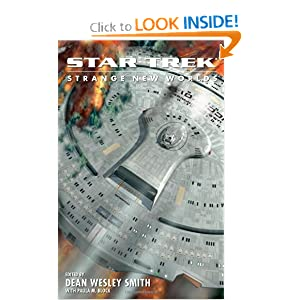 Star Trek: Strange New Worlds X by Brian Seidman, Paula M. Block and Dean Wesley Smith